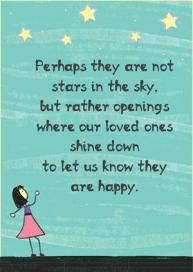 not stars in the sky